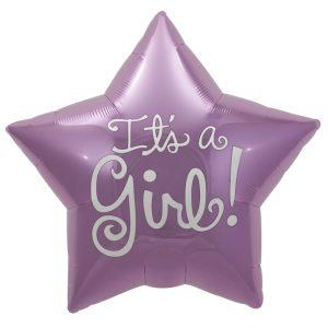 "It's A Girl! Star 22"" D4-01"