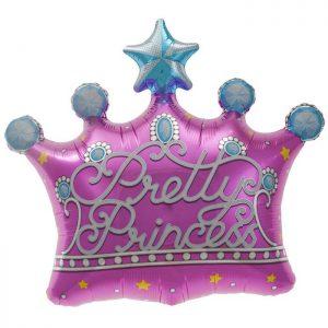Pretty Princess Crown 25''/64cm E2-01