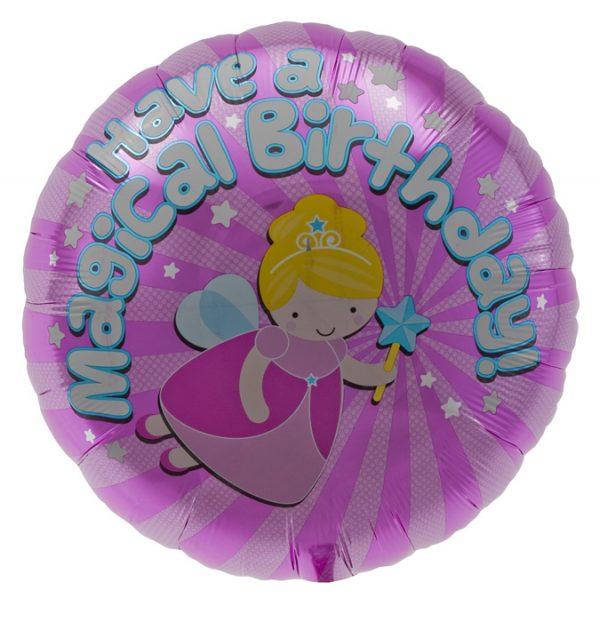 "Magical Birthday 18""/46cm D2-01"