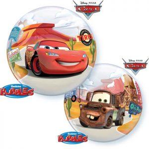 Bubble 22 10185 Flash McQueen et Martin Cars Disney *1b