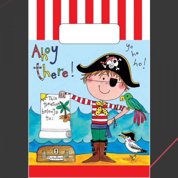 Sacs en Papier Pirate Rachel Ellen (8ct)