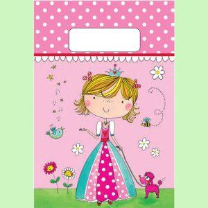 Sacs en Papier Princesse Rachel Ellen (8ct)