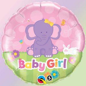 18 Baby Girl Elephant