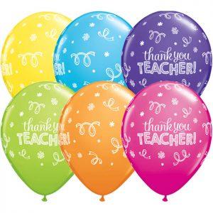 I11″ 13951 Thank You Teacher Asst *25b