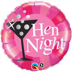 M18 Hen Night Bubbly Pink / Enterrement de Vie de Jeune Fille Pétillant