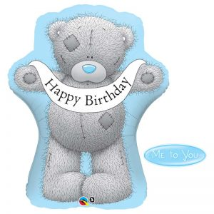 "M36"" 16624 Me To You - Tatty Teddy Birthday Banner *1b"