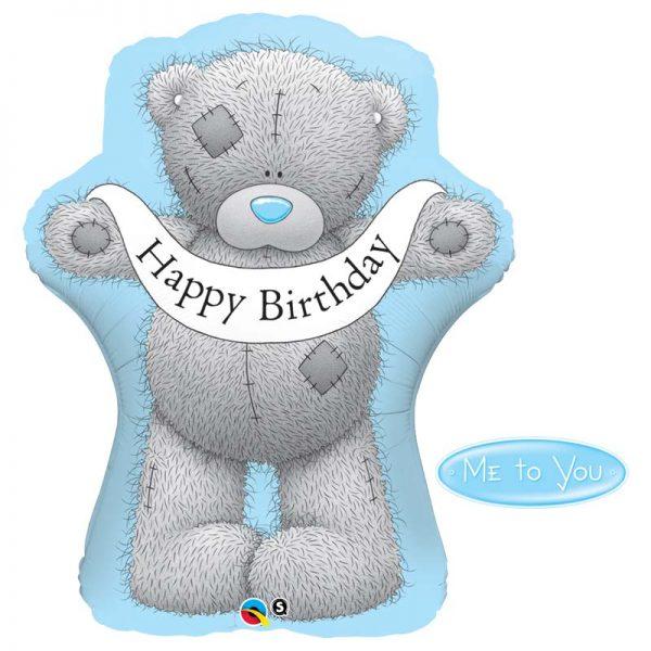 "M36"" 16624 Me To You - Tatty Teddy Birthday Banner *1b"