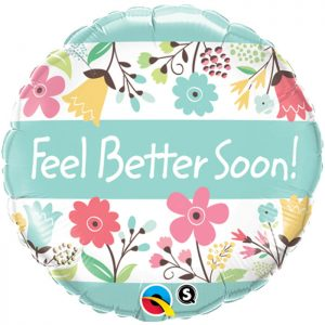 M18 16983 Feel Better Soon! Floral *1b