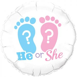 M18 17079 He Or She? Footprints *1b