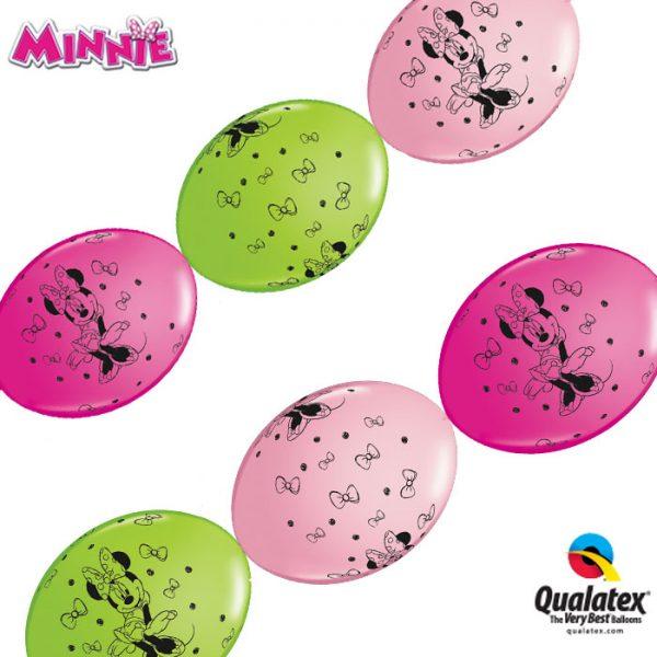 I12 17345 Minnie Mouse Quick-Link Asst *50b