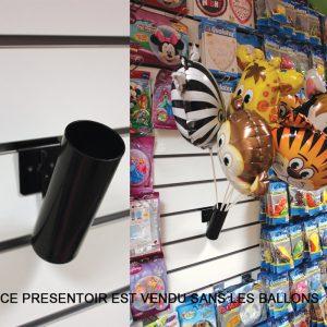 Mini support pour Ballons Aluminium 9 et 14