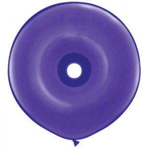 Donut 16 Purple Violet