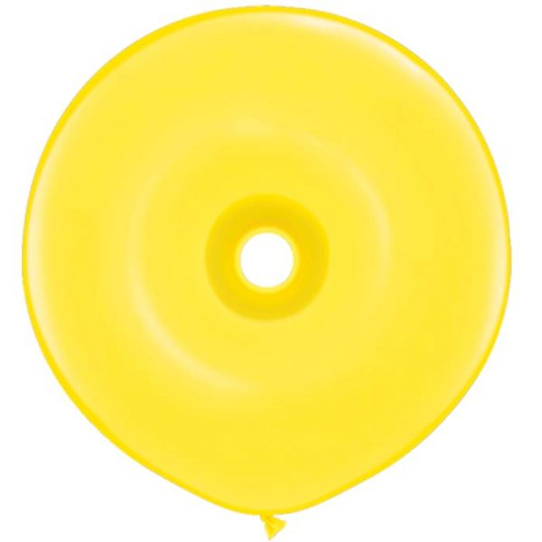 Donut 16 Yellow