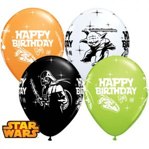 I11 18669 Star Wars Birthday Asst *25b