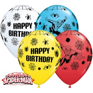 I11 18672 Marvel's Ultimate Spider-Man Birthday Asst *25b
