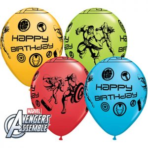I11 18674 Marvel's Avengers Birthday Asst *25b