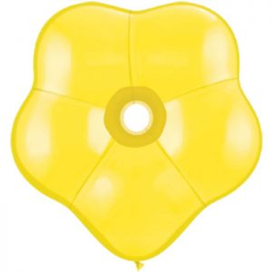 Geo Blossom 16 Yellow