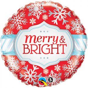 M18 18945 Merry & Bright Snowflakes *1b