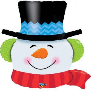 """M36"""" 19040 Smilin' Snowman *1b"""