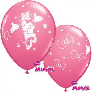 I11″ 19230 Minnie Mouse Disney Rose *6b