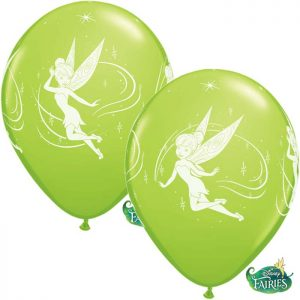 I11″ 19239 Disney Clochette Lime Green *6b