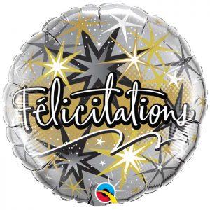 M18 20060 Félicitations Eclats *1b