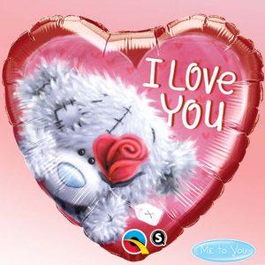 M18″ 20811 Me To You – Tatty Teddy I Love You *1b