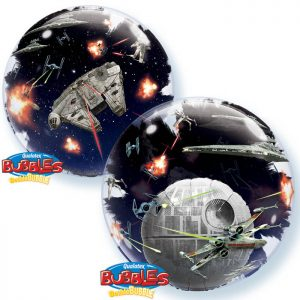 Bubble 24″ 21320 Disney Star Wars Death Star *1b