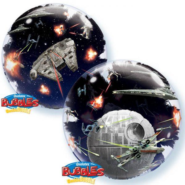 Bubble 24″ 21320 Disney Star Wars Death Star *1b