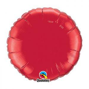 M18 Rond Ruby Red emballé * 1b