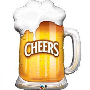 M35″ 23488 Cheers ! Beer Mug *1b