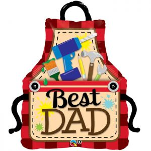 M41″ 23955 Best Dad Apron *1b
