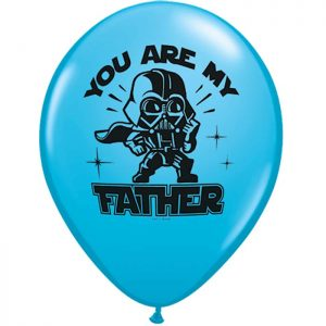 I11″ 24358 Star Wars : You Are My Father Robin's Egg *25b