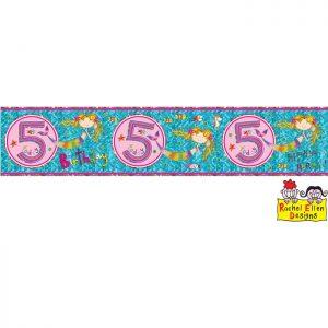 Banner 5 Sirène * 1ct Ref : 25025