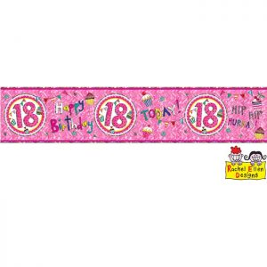 Banner 18 Perfect Pink * 1ct Ref : 25032