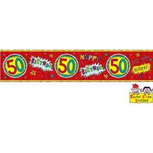 Banner 50 Wow * 1ct Ref : 25099