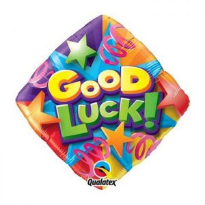 M18 Good Luck Stars & Streamers * 1b