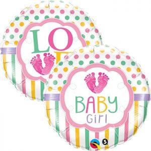 M18 25746 Baby Girl Lo(feet)e *1b