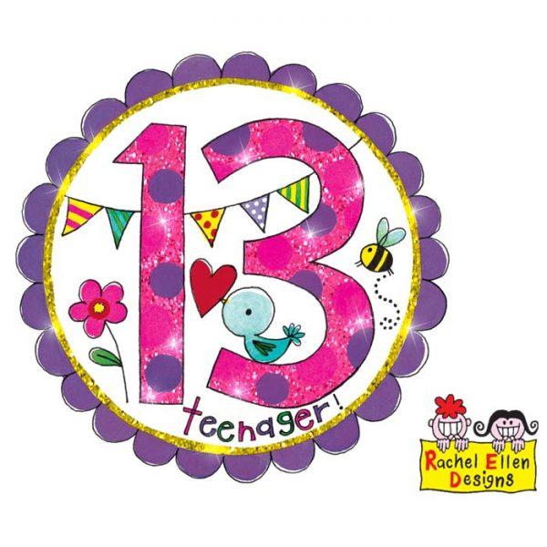 Badge 13 Perfect Pink * 1ct Ref : 25797