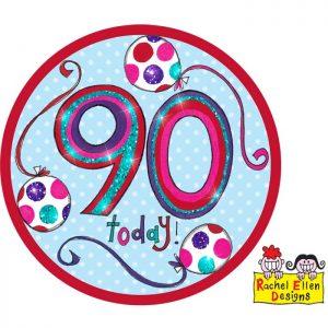 Badge 90 Wow * 1ct Ref : 25937