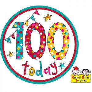 Badge 100 Wow * 1ct Ref : 25955