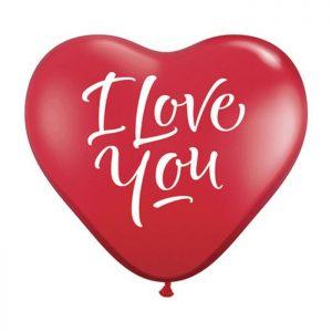 I3′ 29509 I love You Rouge Cristal *2b
