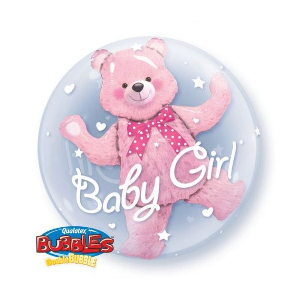 24 Baby Pink Bear
