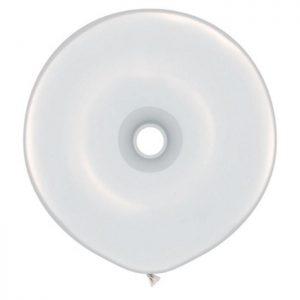 Donut 16 White