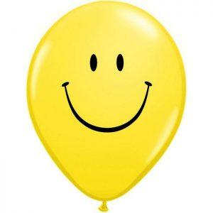 5 39270 Smile Face Jaune * 100b
