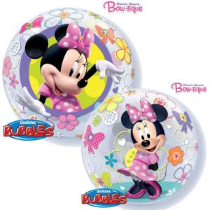 Bubble 22 41065 Minnie Mouse Bow-Tique *1b