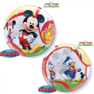 Bubble 22 41067 Mickey and His Friends *1b