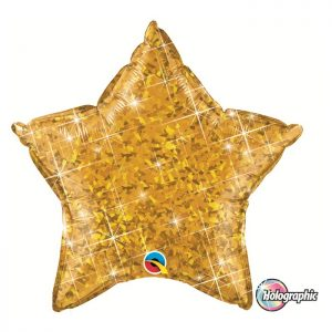 M20 Etoile Holographic Gold emballé * 1b
