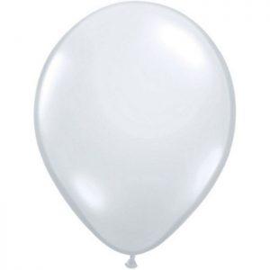 """25 Ballons 18"""" (45cm ) Transparents"""