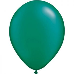 11 Pearl Emerald Green